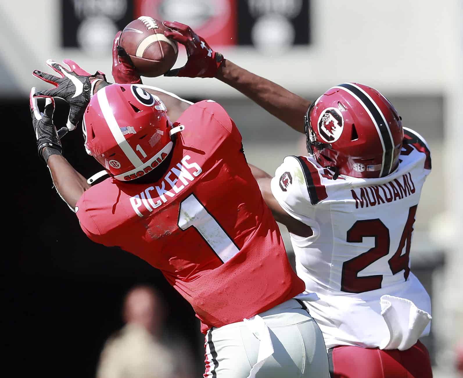 South Carolina cornerbacks NFL potential: Too much of a good thing