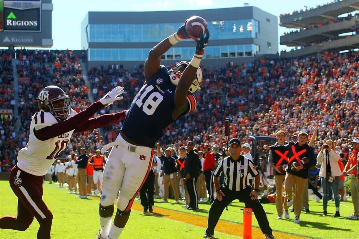 2021 NFL Draft: Who are the Auburn Tigers' top prospects?