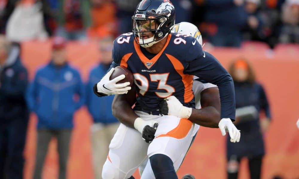 Broncos 2020 Training Camp Preview: Defensive line