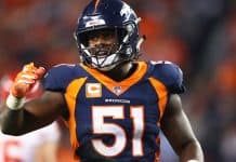 Broncos 2020 Training Camp Preview: Inside Linebackers