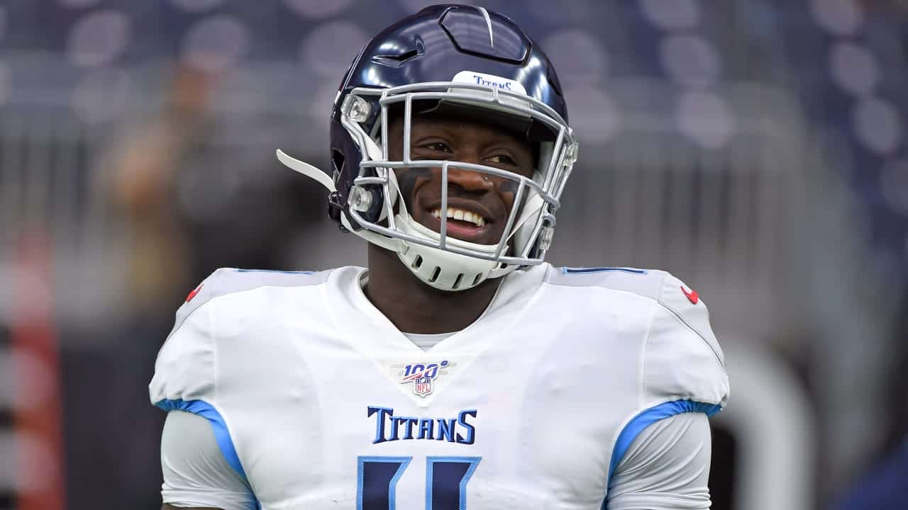 A.J. Brown could provide serious value to the Titans in 2020