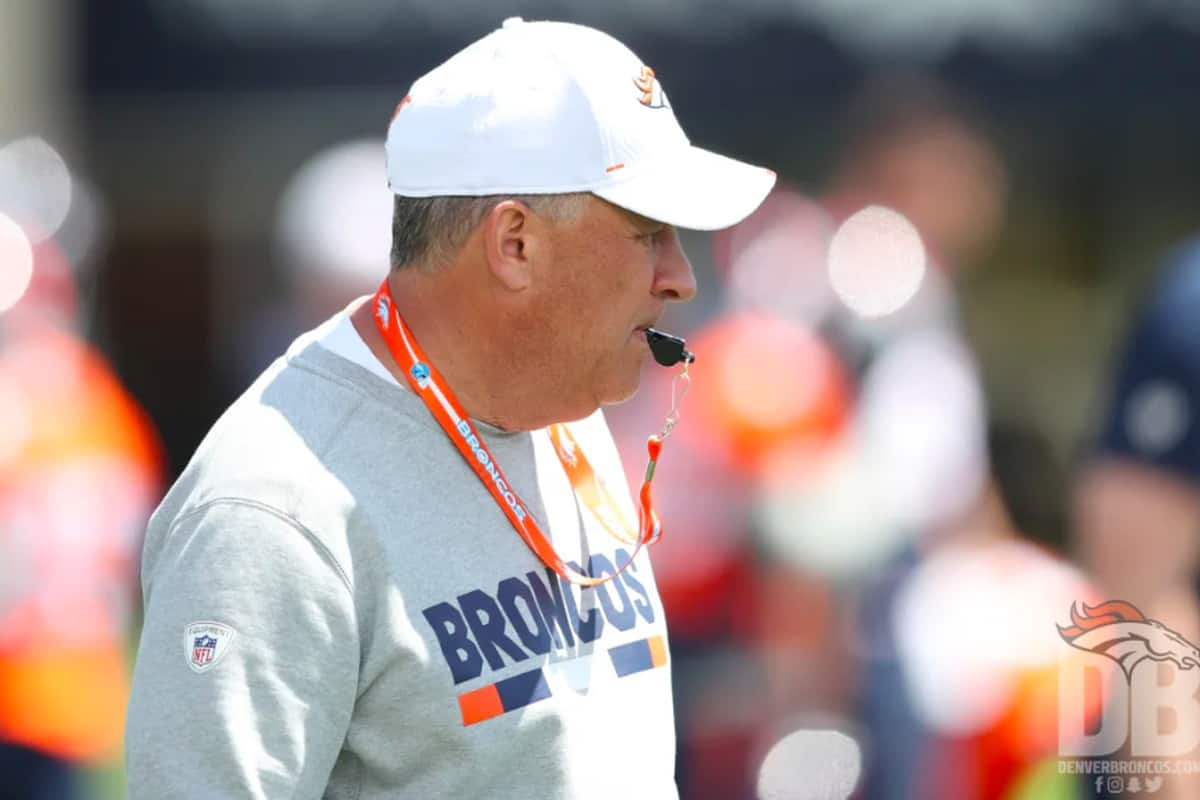 Denver Broncos coach spotlight for 2020