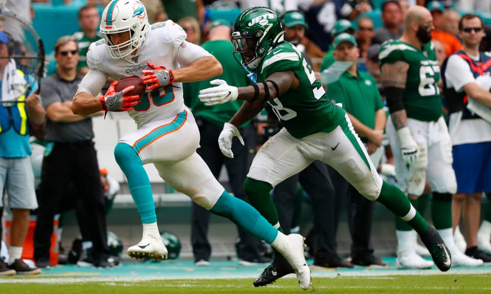 Mike Gesicki is a value and ideal late-round pick in fantasy drafts