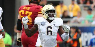 Notre Dame LB Jeremiah Owusu-Koramoah is the NFL's next star hybrid defender