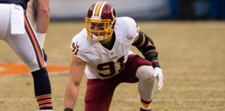 Washington Football Team Training Camp Preview: Defensive Ends