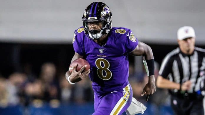Lamar Jackson is poised to get the 2020 Ravens over the playoff hump