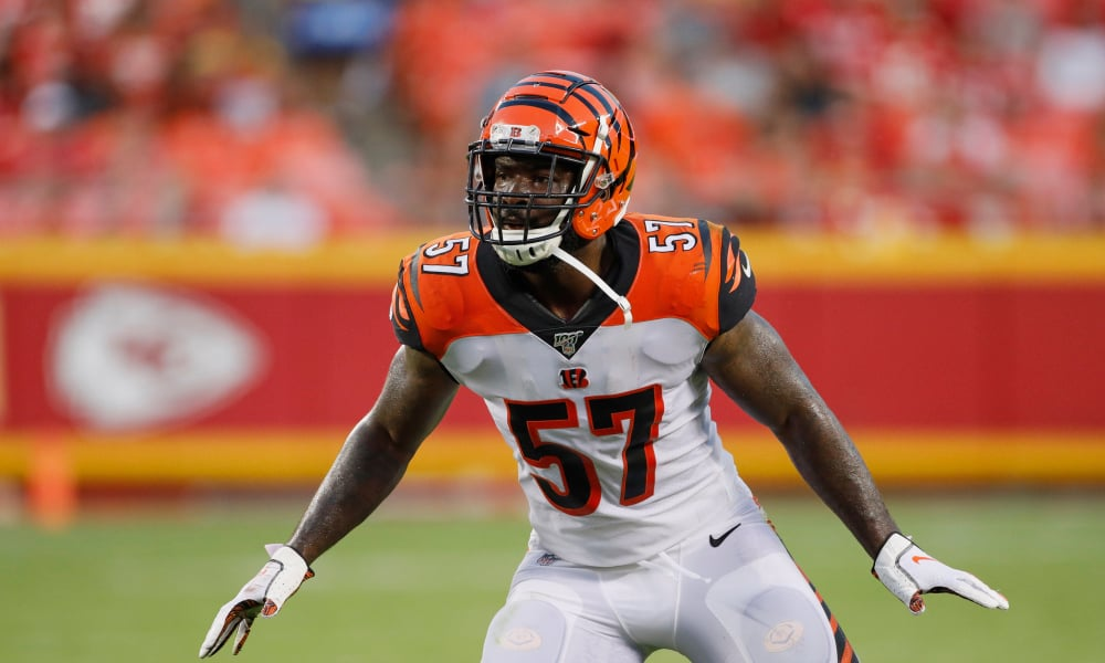 Bengals 2020 Training Camp Preview: Linebackers