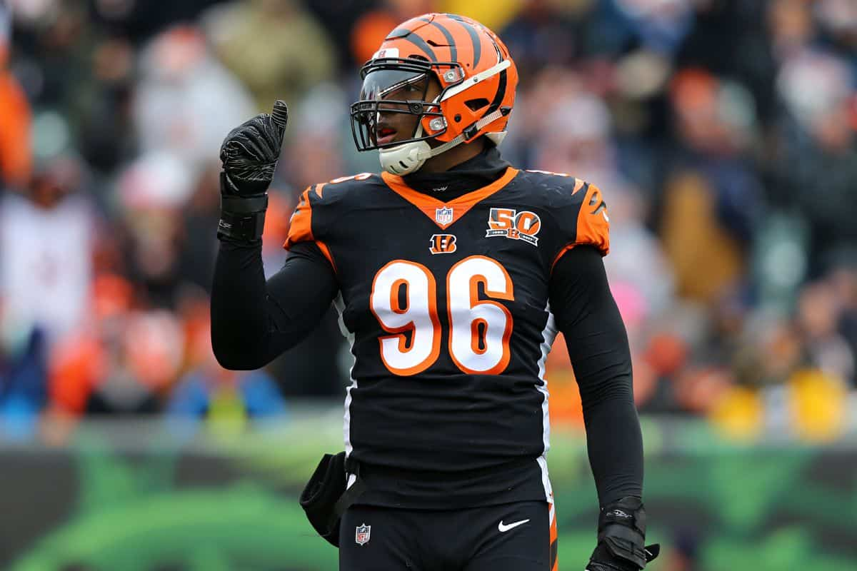 Bengals 2020 Training Camp Preview: Edge Rushers