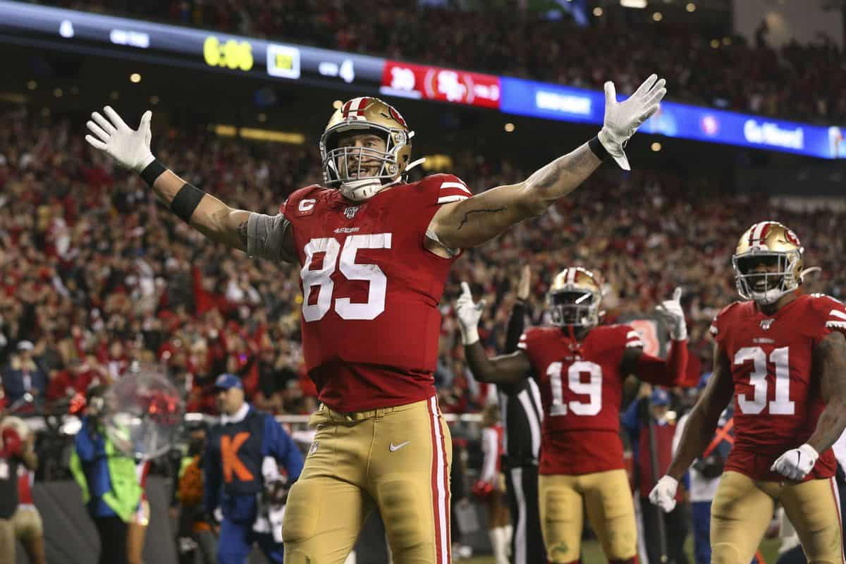 George Kittle and Travis Kelce's contracts will change NFL position deals