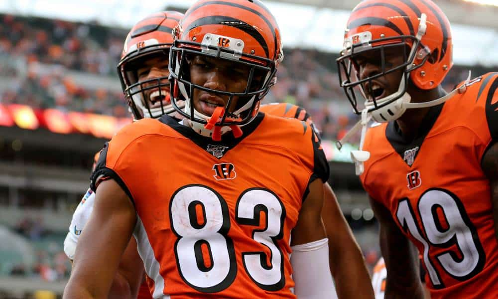 Bengals 2020 Training Camp Preview: Wide receivers
