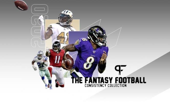 Fantasy Football Consistency Score