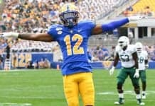 Pittsburgh Panthers safety Paris Ford is a difference maker