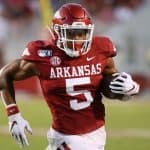 Arkansas running back Rakeem Boyd is an underrated gem