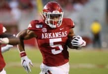 Arkansas running back Rakeem Boyd is an underrated gem