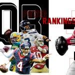 QB Power Rankings 2020