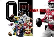 QB Power Rankings 2020