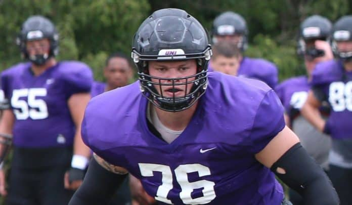 2021 NFL Draft: Is UNI OT Spencer Brown the top FCS tackle?
