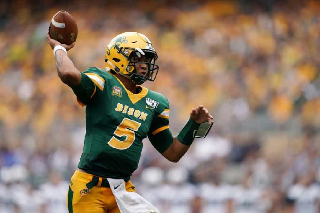Is NDSU's Trey Lance an exception to the rule?
