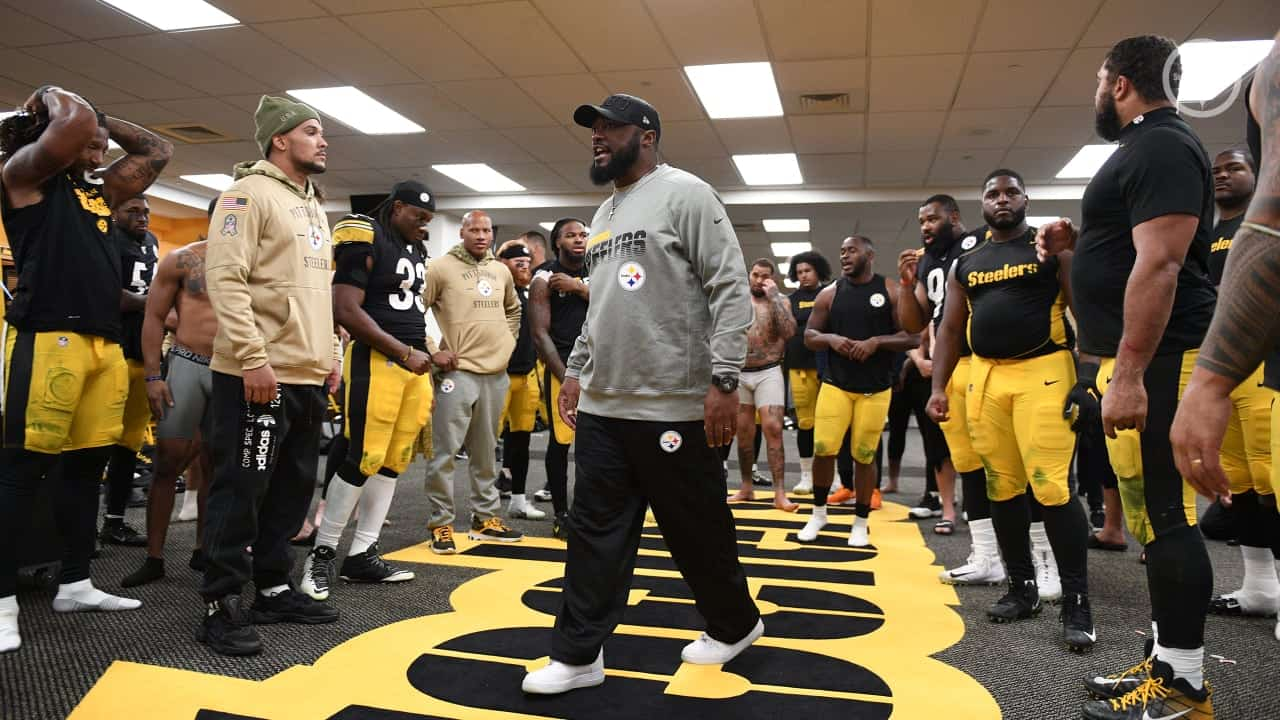Mike Tomlin is the perfect coach for the Pittsburgh Steelers