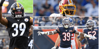 The top 25 safeties in the NFL