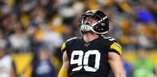 RAS: T.J. Watt and Bud Dupree vindicating Steelers betting on athleticism