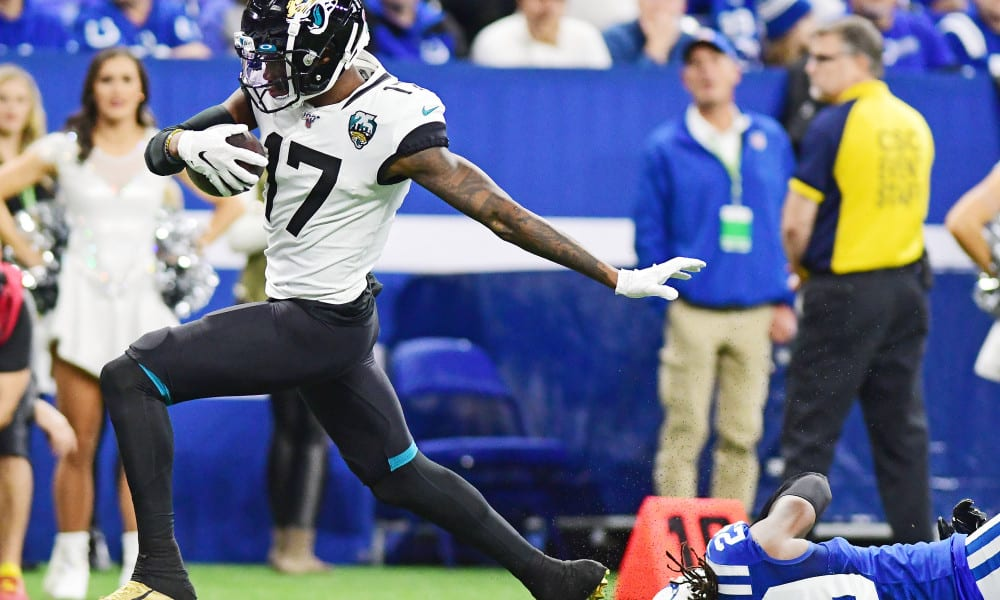 DJ Chark vs. the AFC South: Hope for fantasy football in 2020