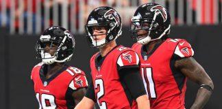 Falcons Top Fantasy Players 2020