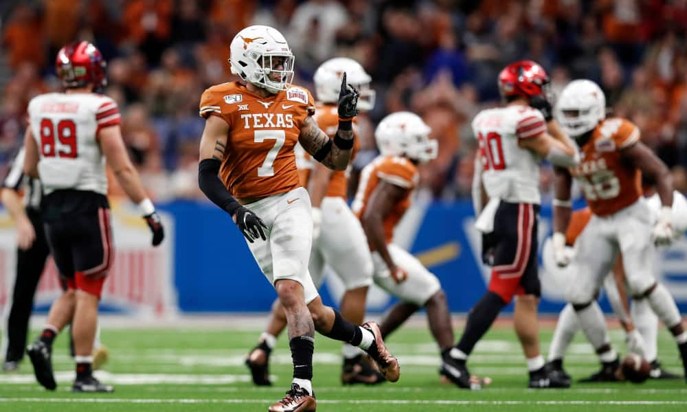 Texas Longhorns NFL Draft prospect Caden Sterns fits modern mold