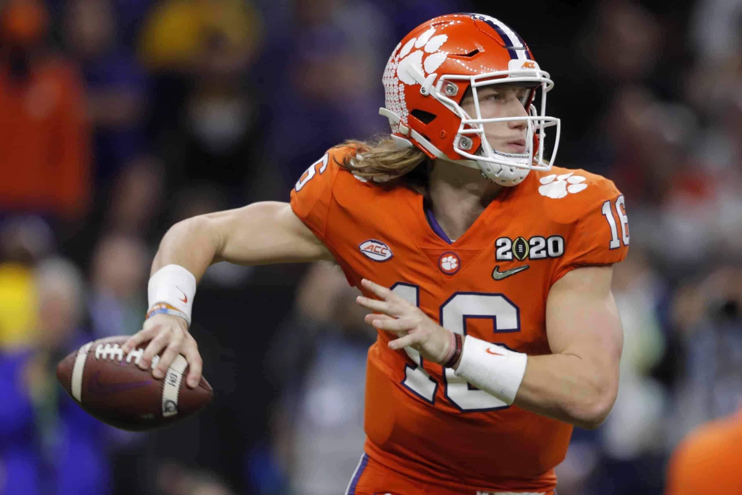 Driscoll's 7-round 2021 NFL Mock Draft