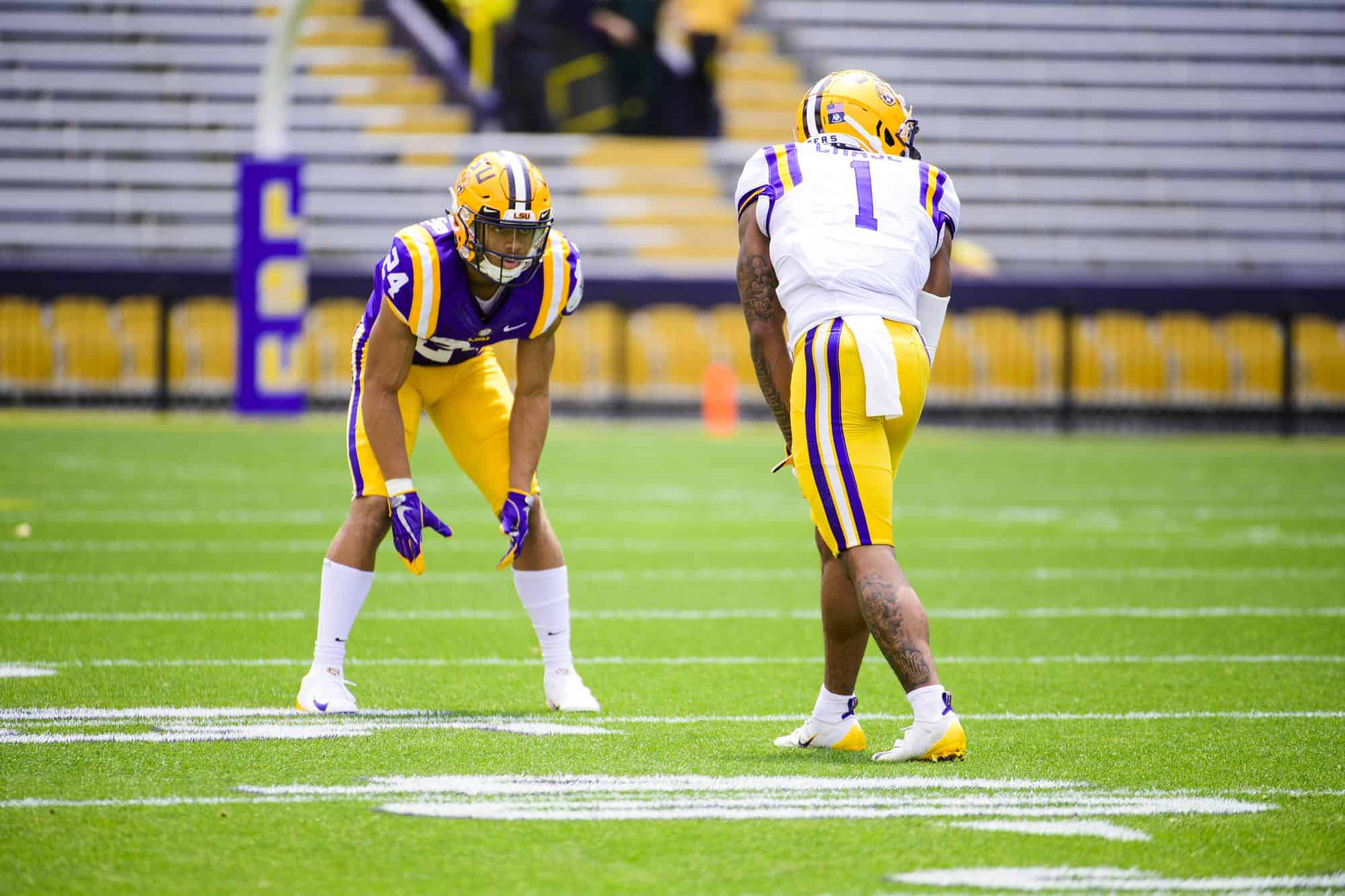 2021 NFL Draft: Who are the LSU Tigers' top prospects?