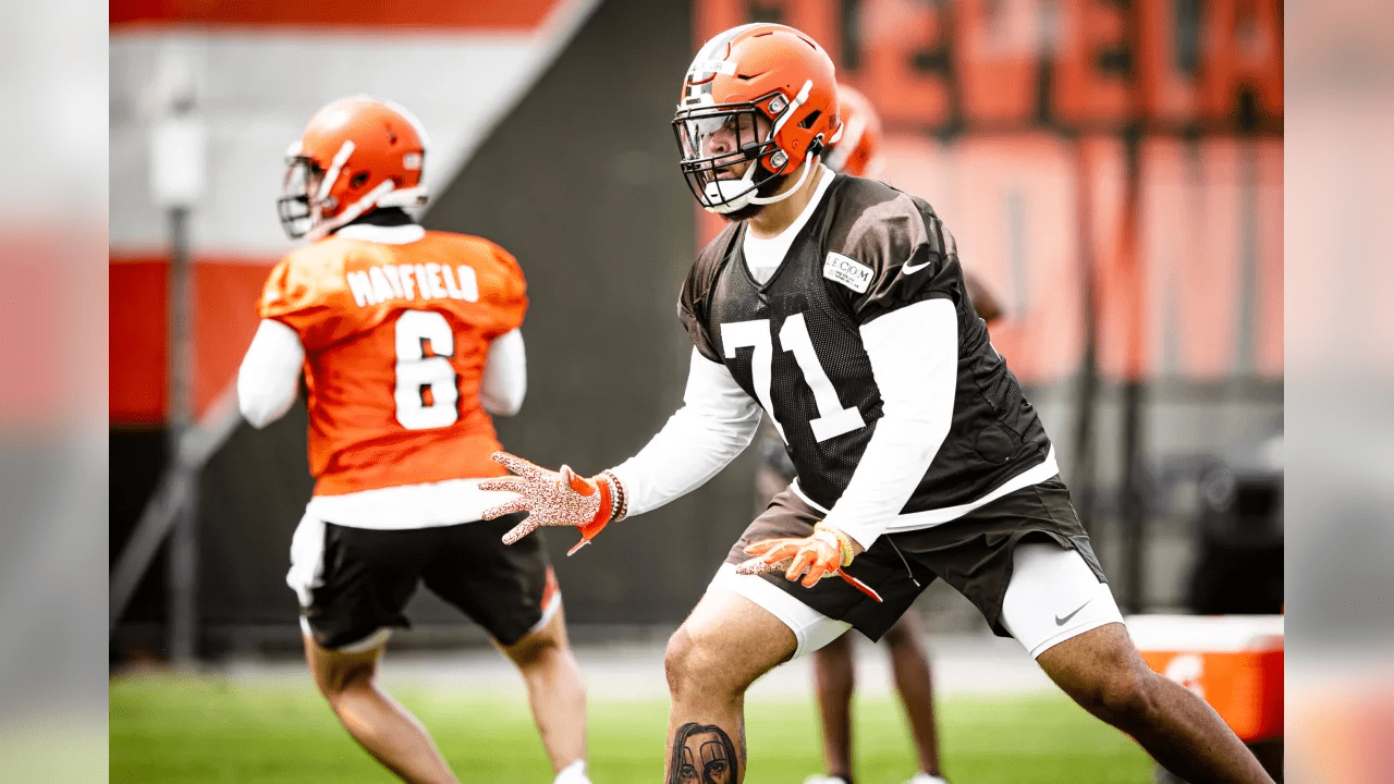 Cleveland Browns film room: Expect Jedrick Wills Jr. to struggle early on
