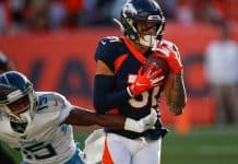 Where is Justin Simmons ranking for 2020 among NFL's top safeties?