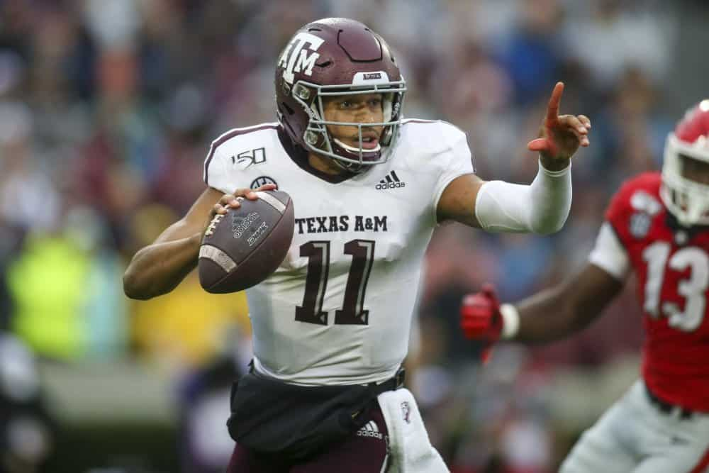 Analyzing the top Texas A&M 2021 draft prospects