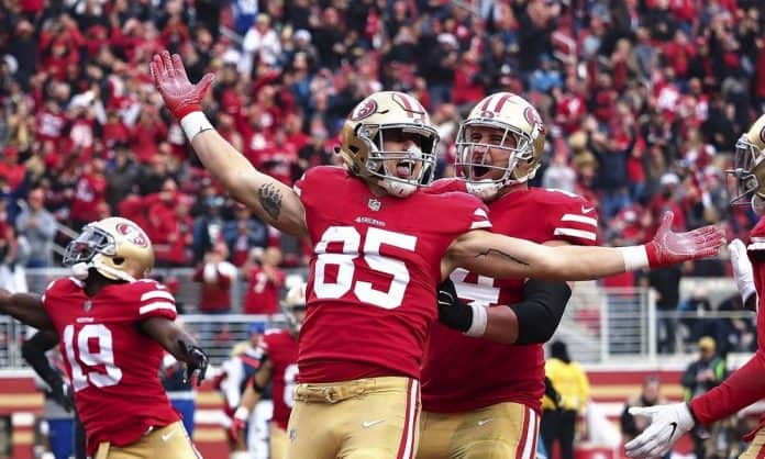The impact of George Kittle's extension on his fantasy value entering 2020