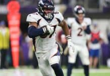 Denver Broncos TE Noah Fant's rookie year was successful yet turbulent