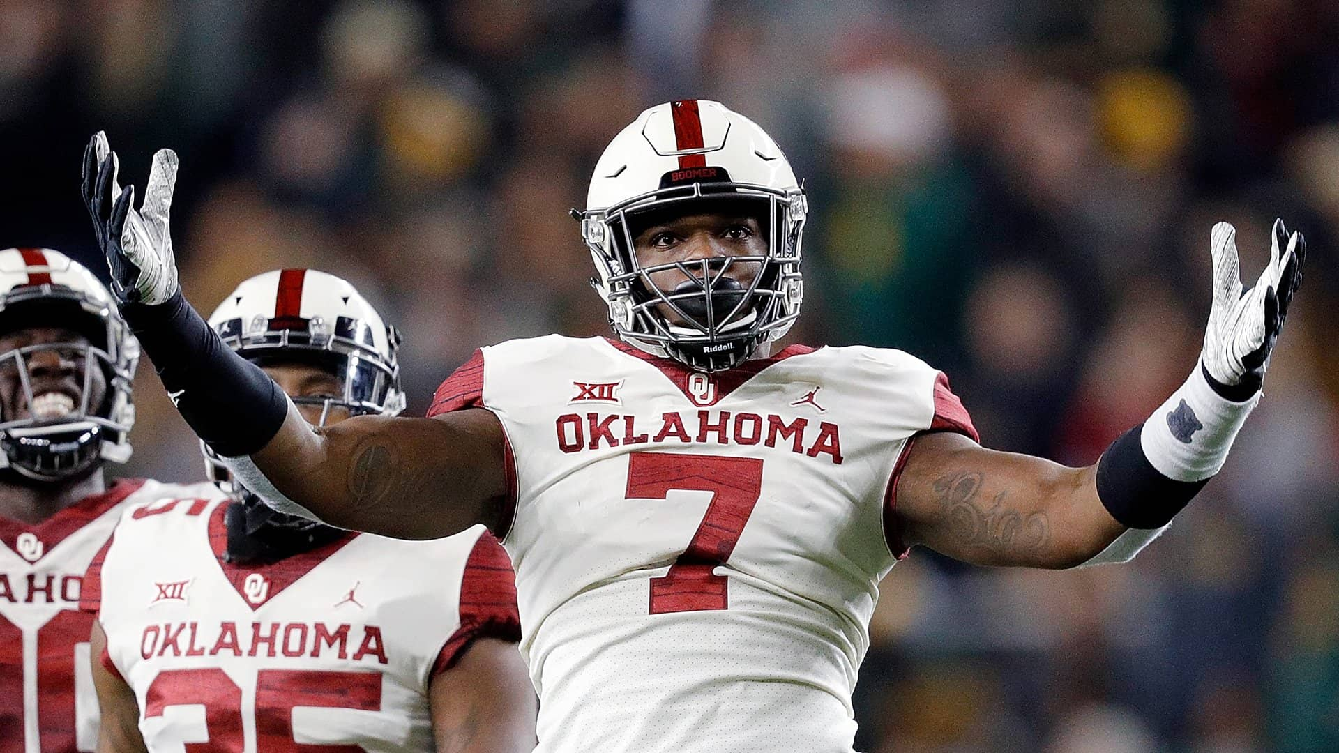Oklahoma defensive lineman Ronnie Perkins has ability to overcome current adversity