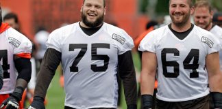 Cleveland Browns 2020 training camp preview: interior offensive linemen