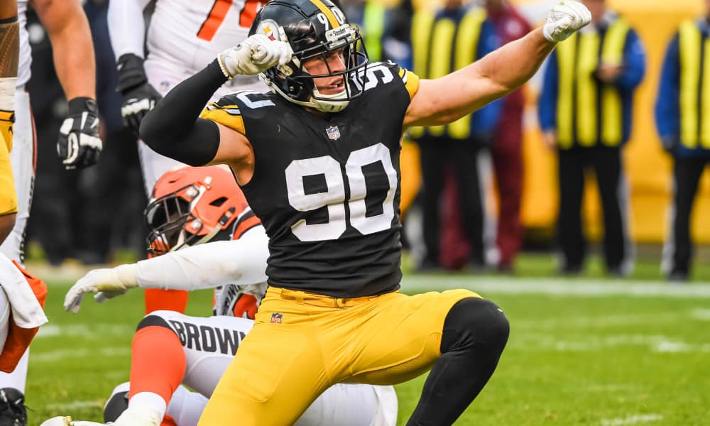 Steelers 2020 Training Camp Preview: Outside linebackers