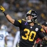 James Conner has to improve for Pittsburgh in 2020