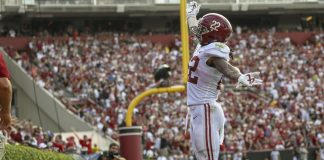 Alabama RB Najee Harris a modern back with old-school power