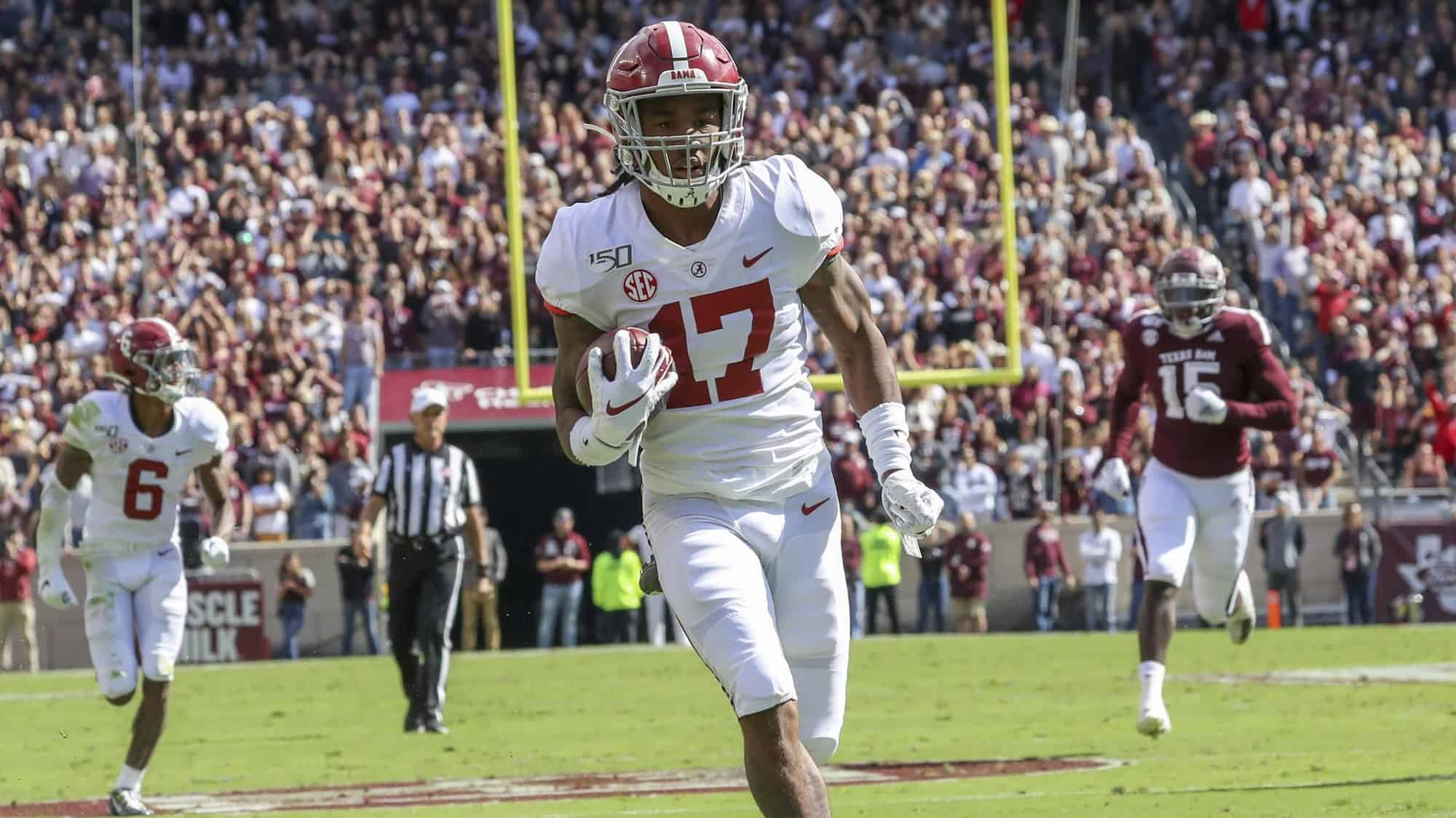2021 NFL Draft: Who are the top Alabama Crimson Tide prospects?