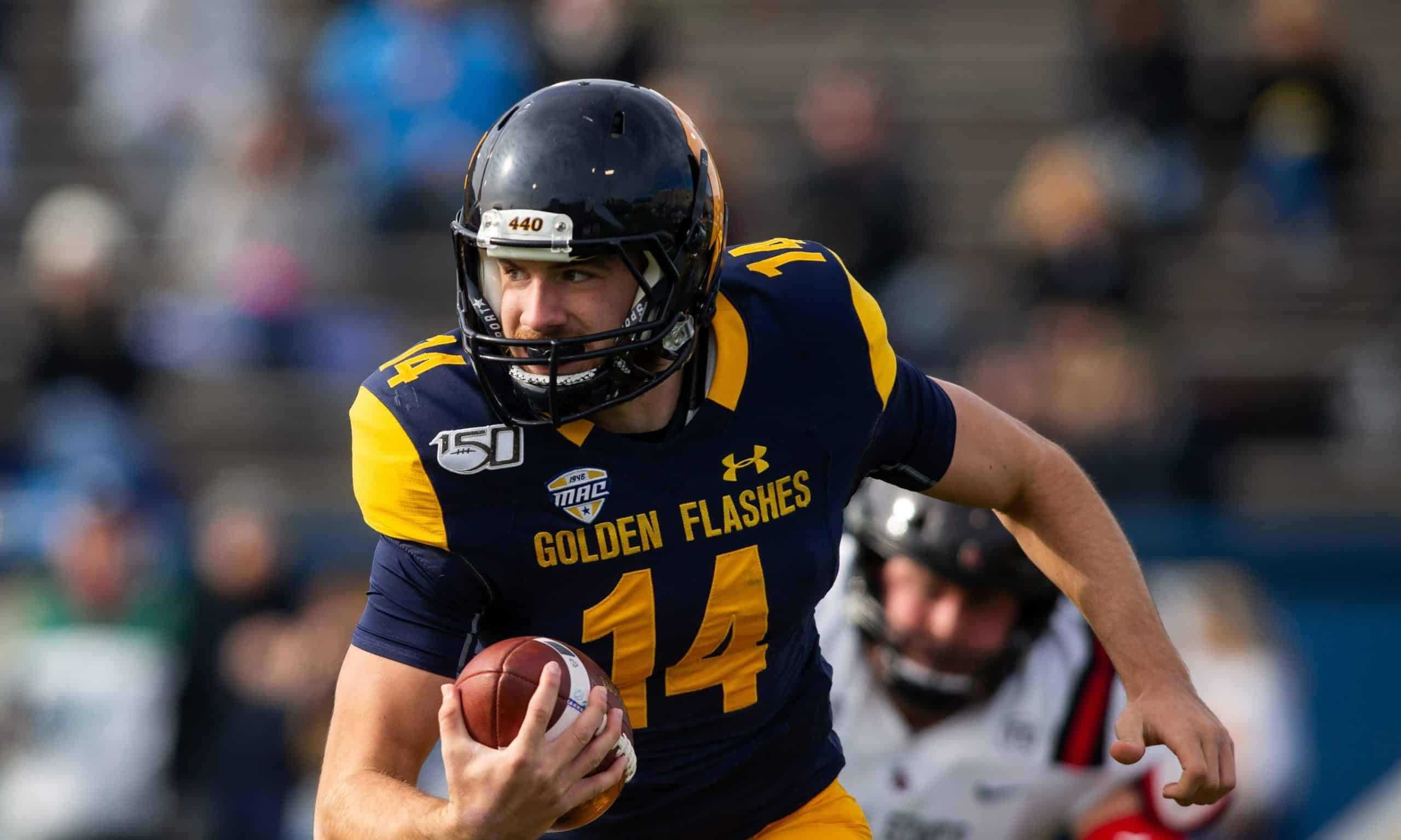 Kent State QB Dustin Crum the ultimate underdog in 2021