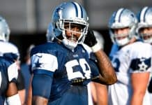 RAS: Aldon Smith makes instant impact for Cowboys
