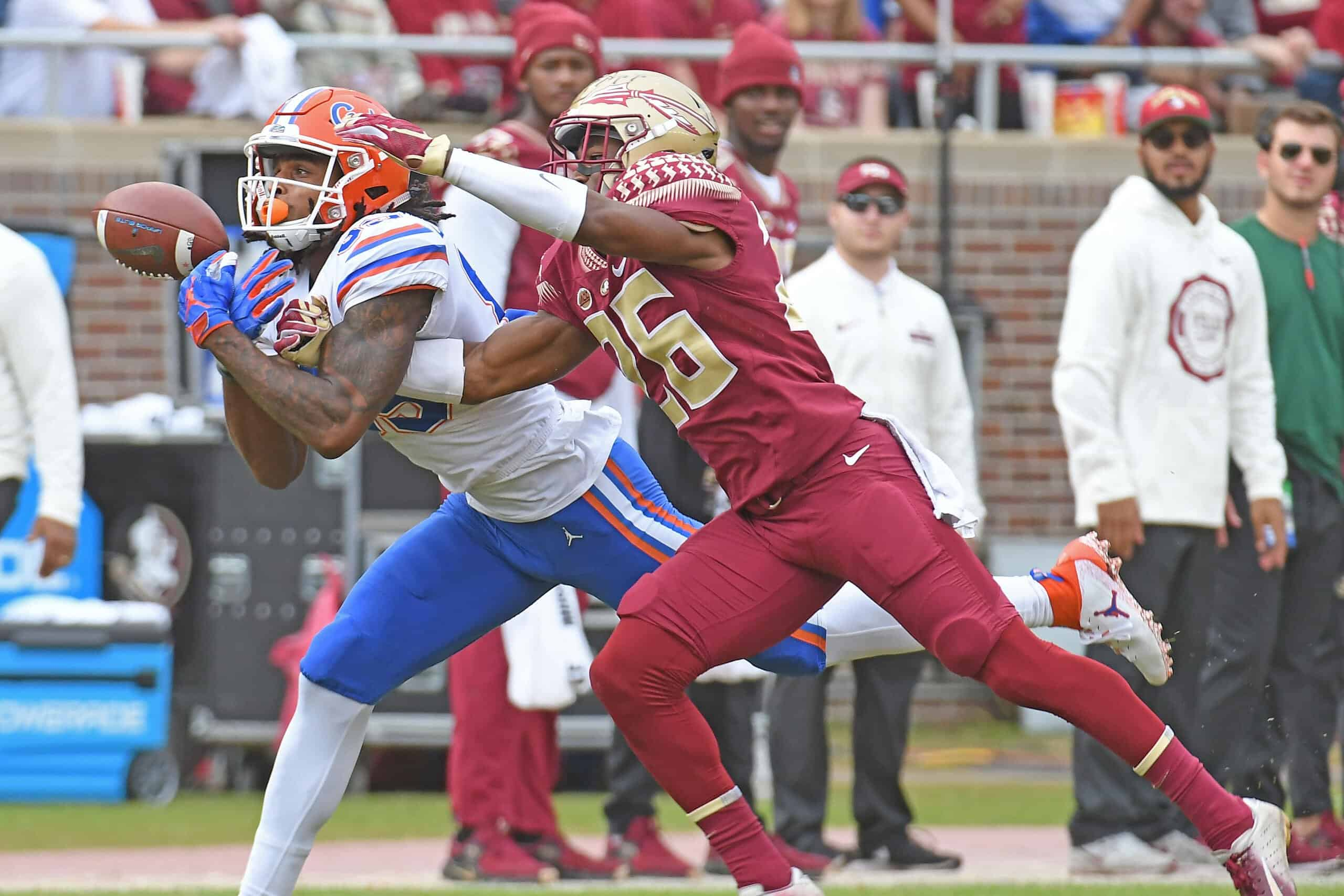 Florida State CB Asante Samuel Jr. aims to rise in 2020