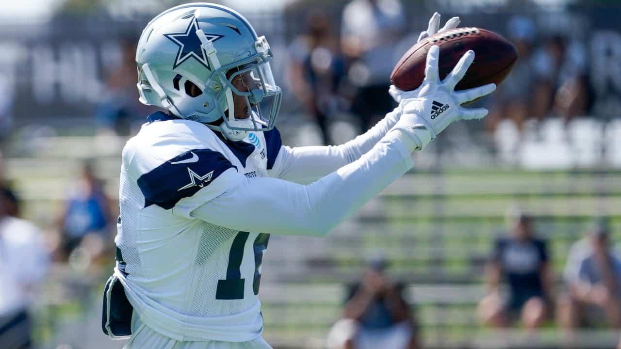 Cedrick Wilson another Cowboys receiver to outperform his RAS