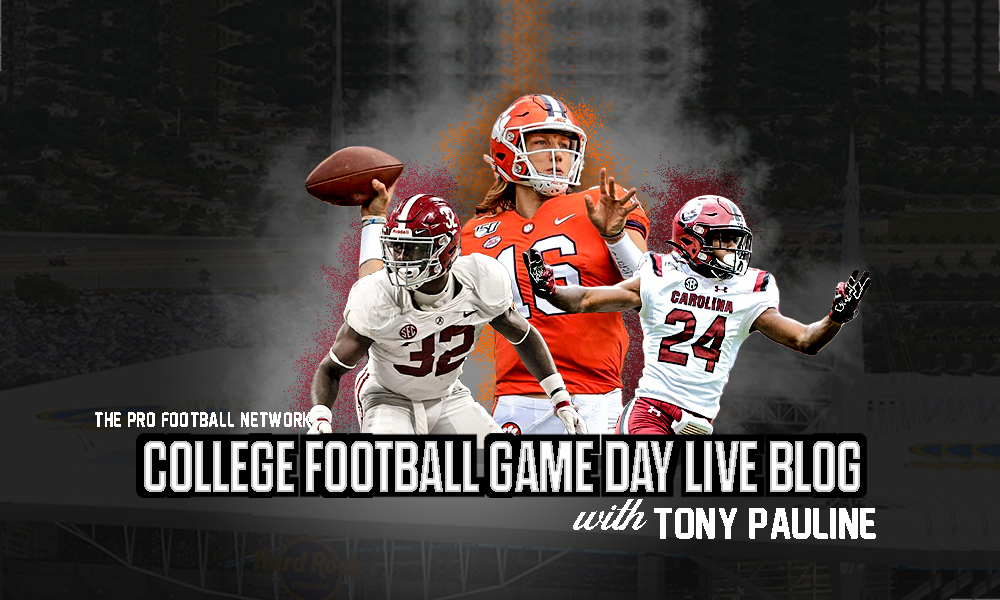 Week 7 College Football: News, schedule, live blog and more