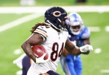 Cordarelle Patterson should get more targets after Bears' QB swap