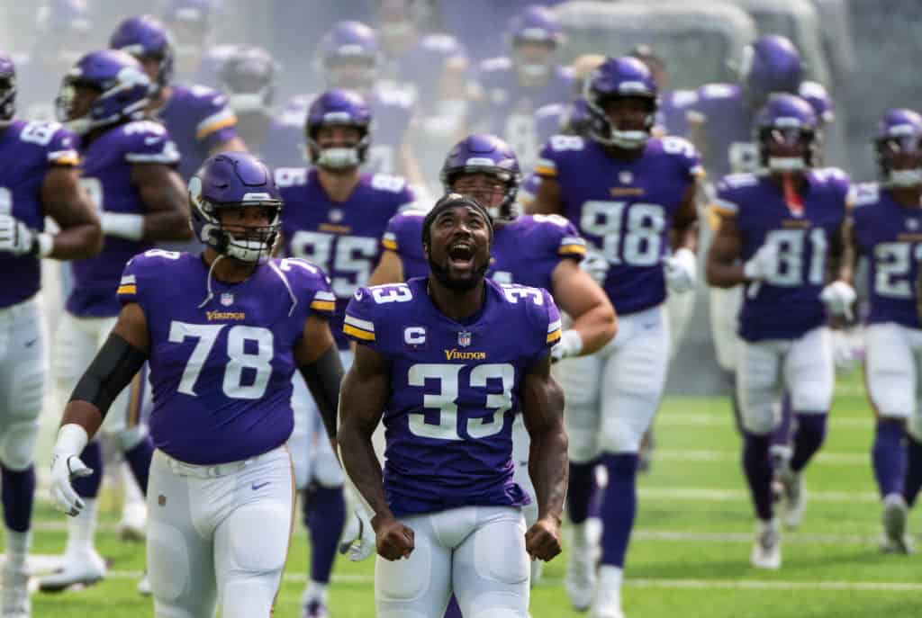 Is Dalvin Cook a top fantasy option against the Texans in Week 4?