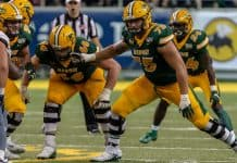 NDSU tackle Dillon Radunz using showcase game to boost stock