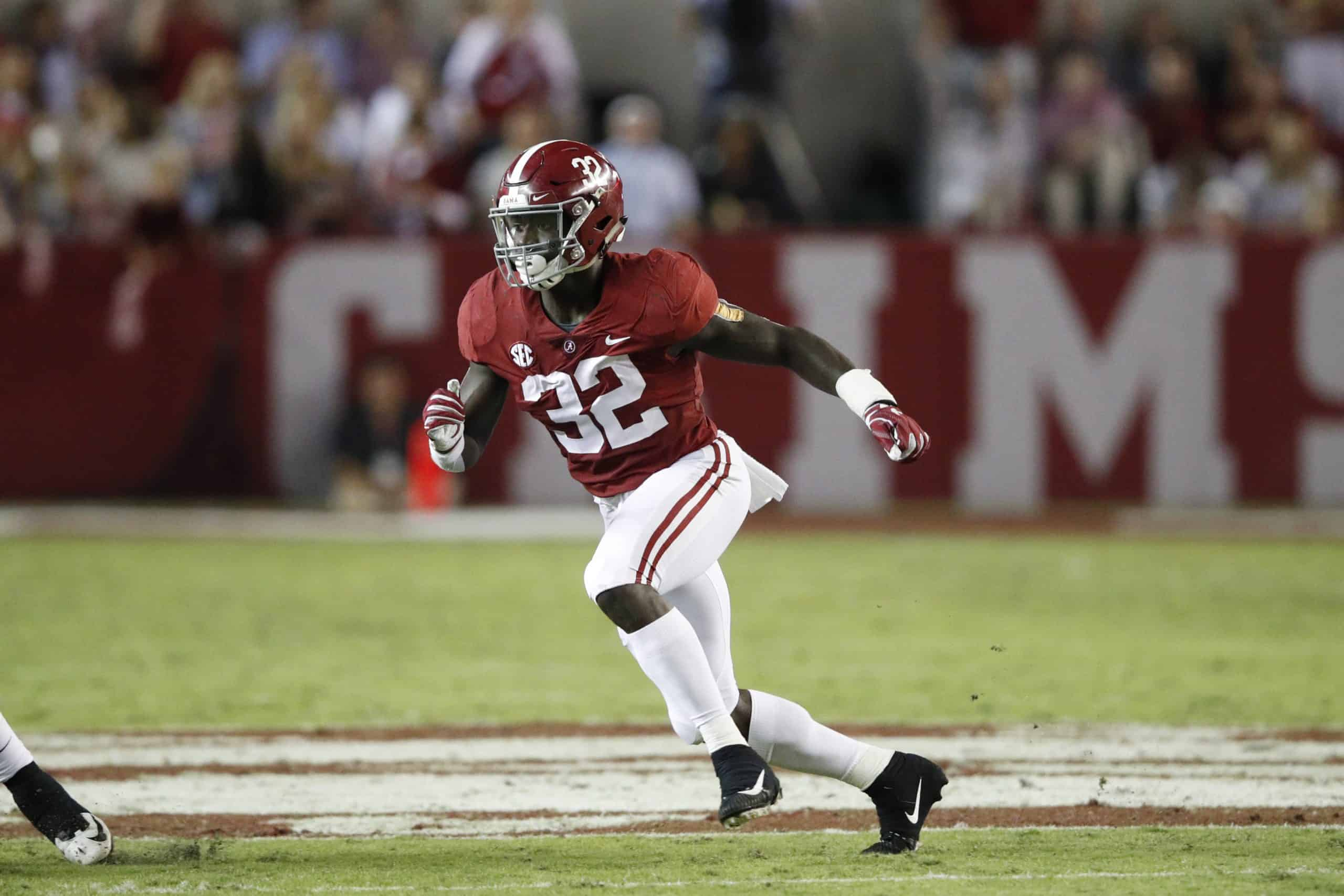 Dylan Moses stands out in return from injury against Missouri
